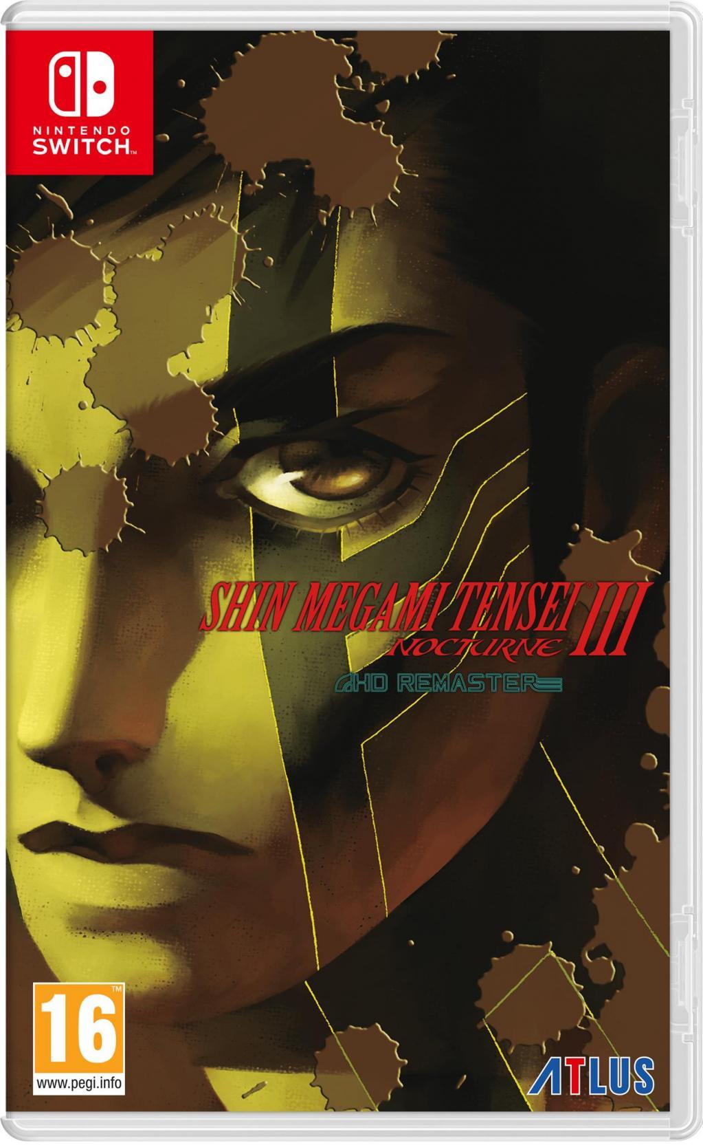 Shin Megami Tensei 3 Nocturne HD Remaster / JPN UK (voice) - E F I G S_1