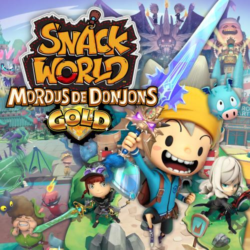 Snack World (UK TEXT)