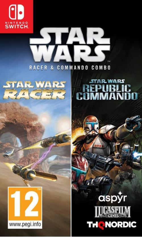 STAR WARS Episode I & Republic Commando Collection
