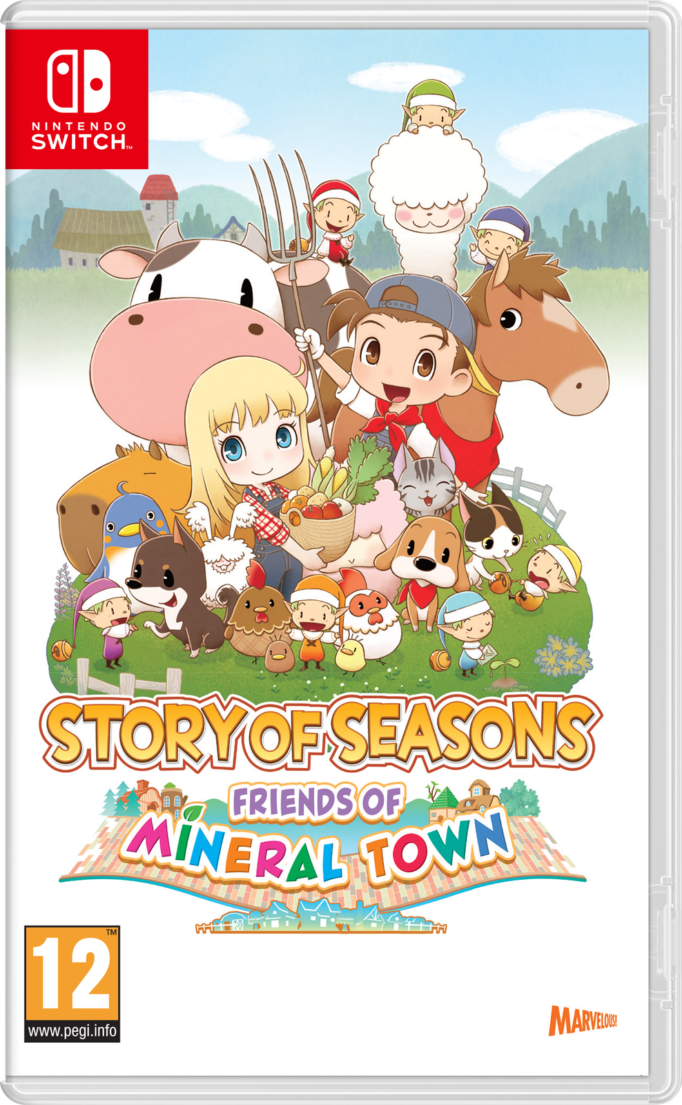 Story of Seasons: Friends of Mineral Town_1