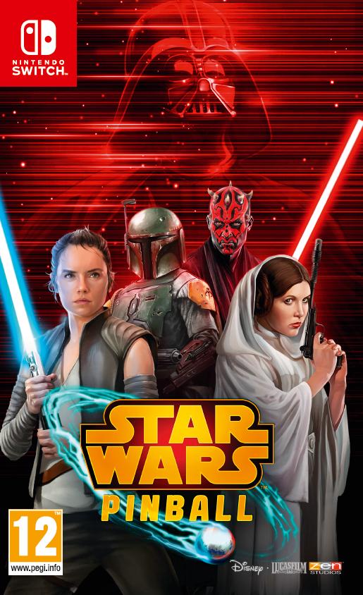 Star Wars Pinball (BOX UK)