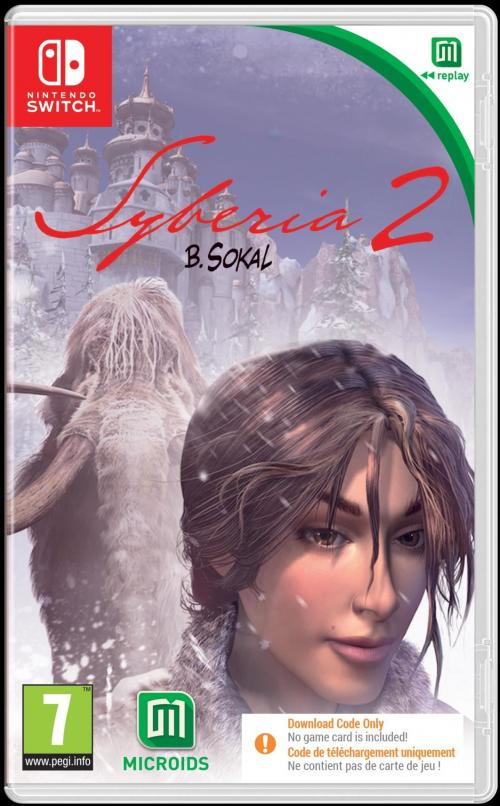 Syberia 2 (Code-in-a-Box)