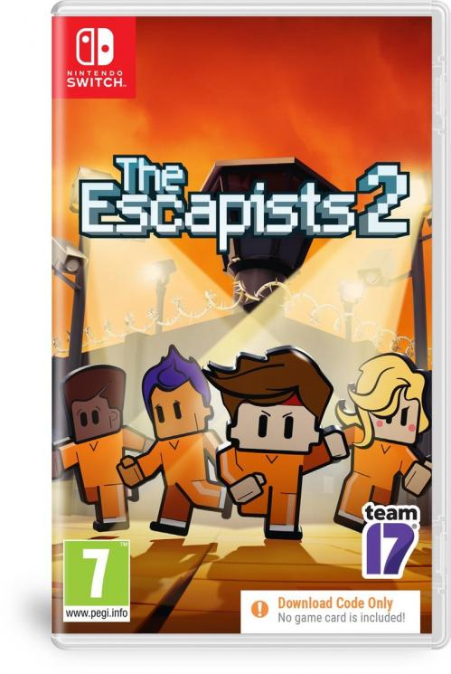 The Escapists 2 (Code in Box)
