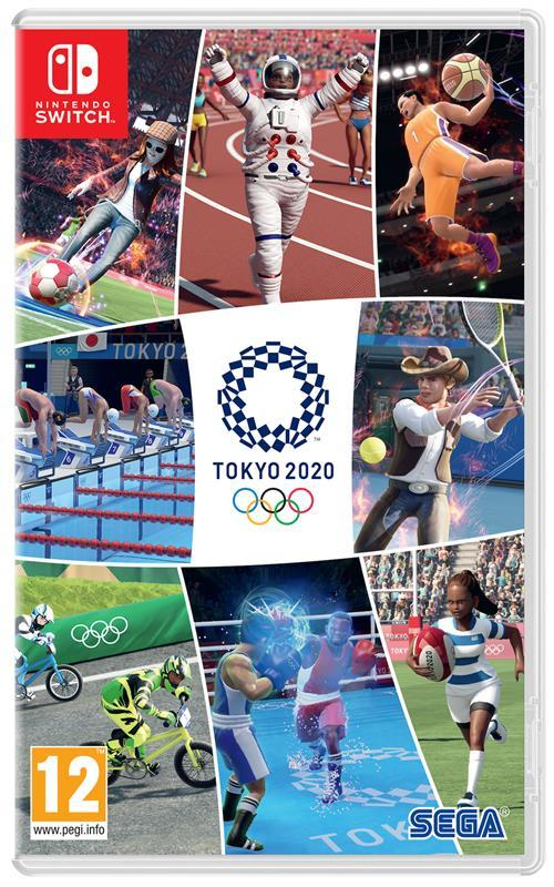 TOKYO 2020 - Olympic Games The Official Video Game