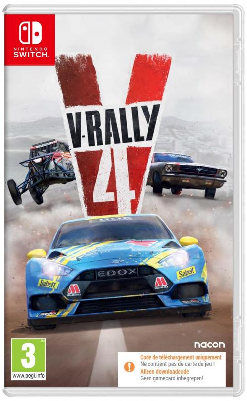 V-Rally 4 ( Code in the box)