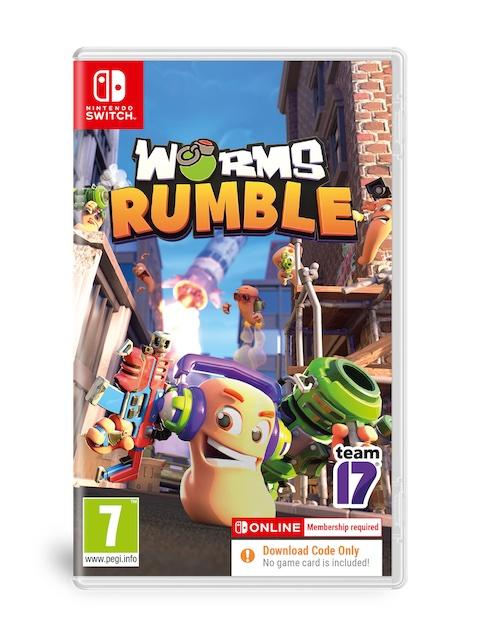 WORMS Rumble (Code in Box)