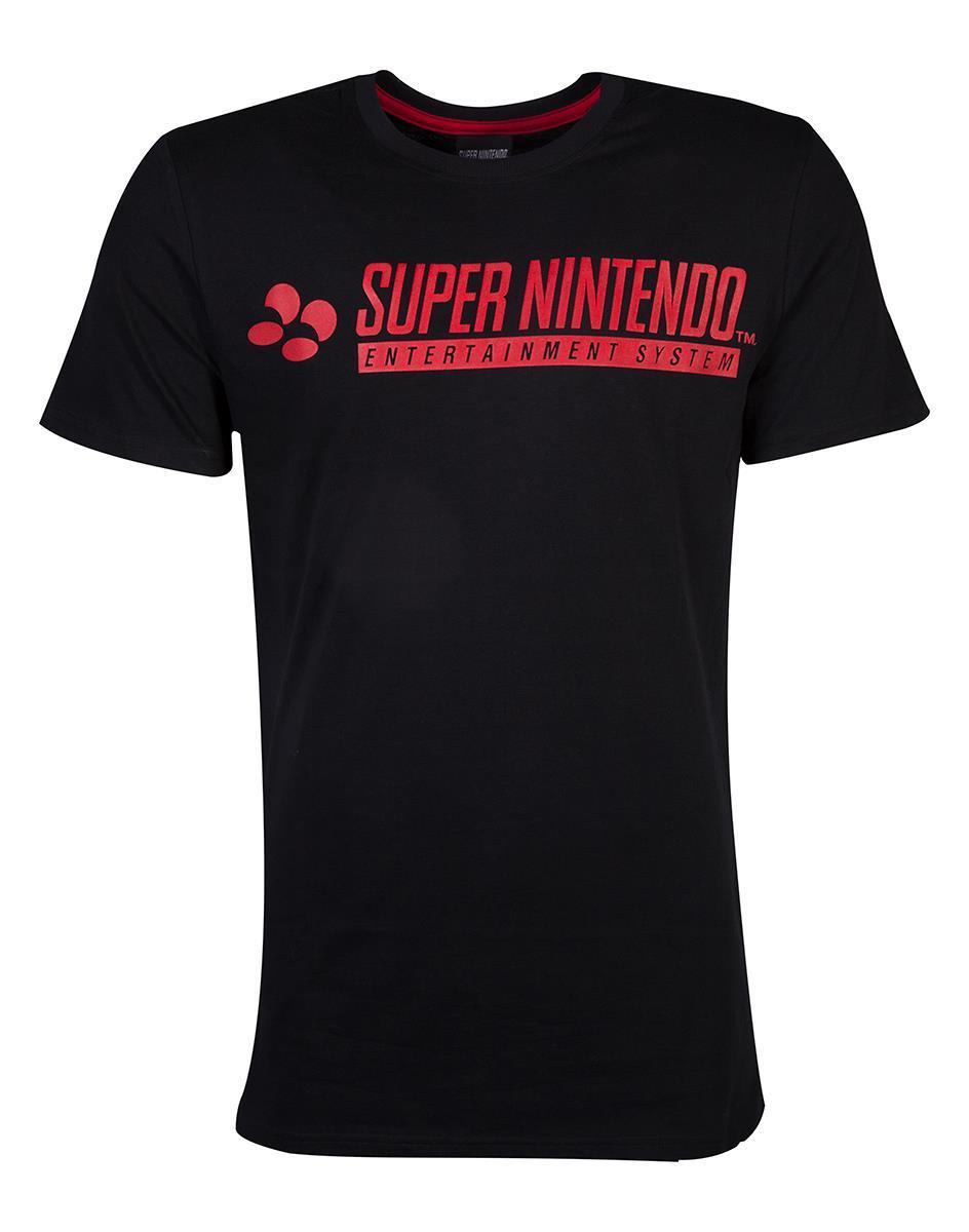 NINTENDO - T-Shirt - Super Nintendo (S)