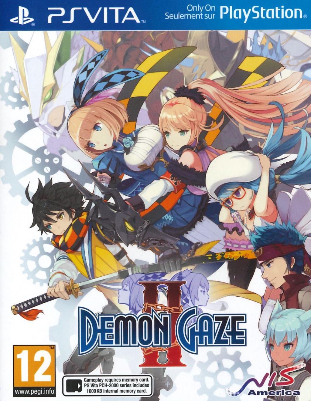 Demon Gaze II (only UK)_1