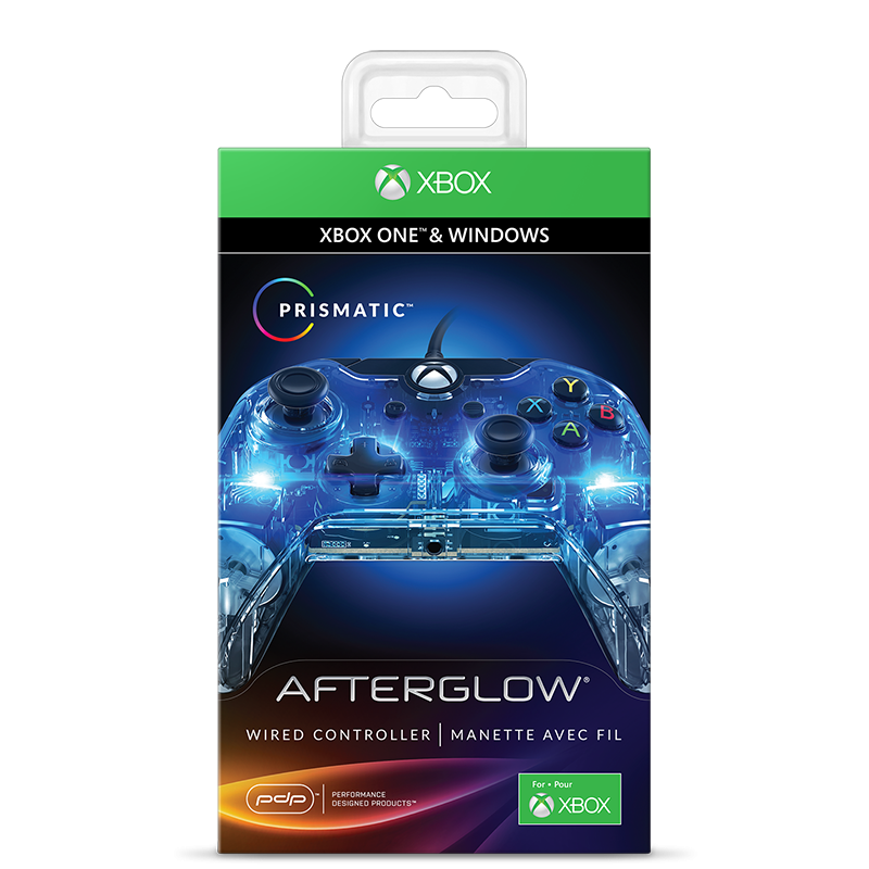PDP - Afterglow Controller Prismatic Wired  XBOX ONE (PC) NEW