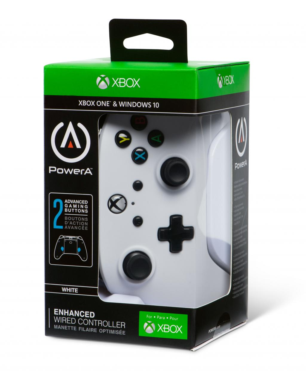 POWER A - Wired Controller White_1