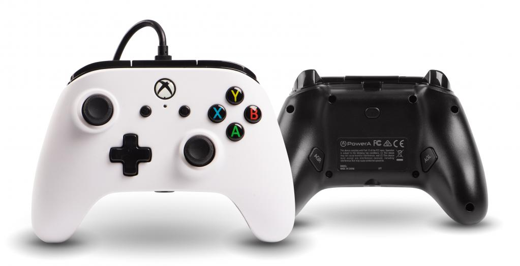 POWER A - Wired Controller White_2