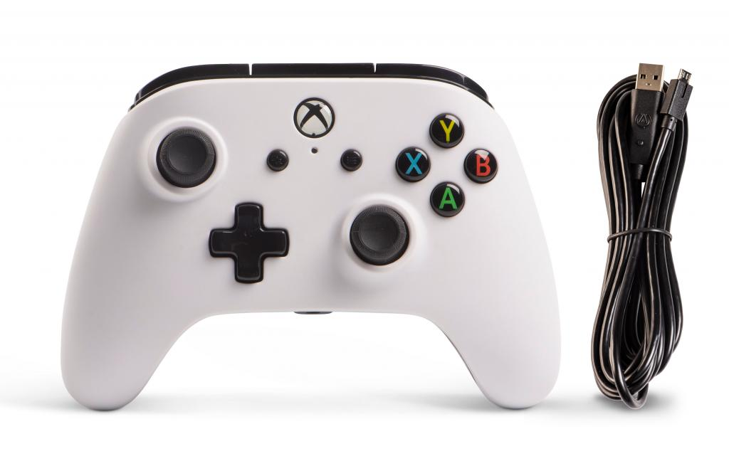 POWER A - Wired Controller White_3