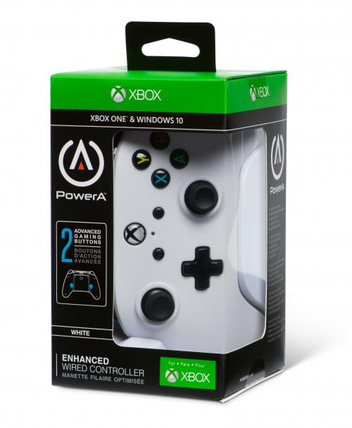 POWER A - Wired Controller White