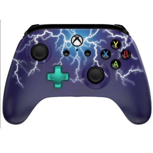 POWER A - Wired Controller Spider Lightning