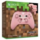 Control Pad Wireless Officiel Minecraft Pig Limited Edition