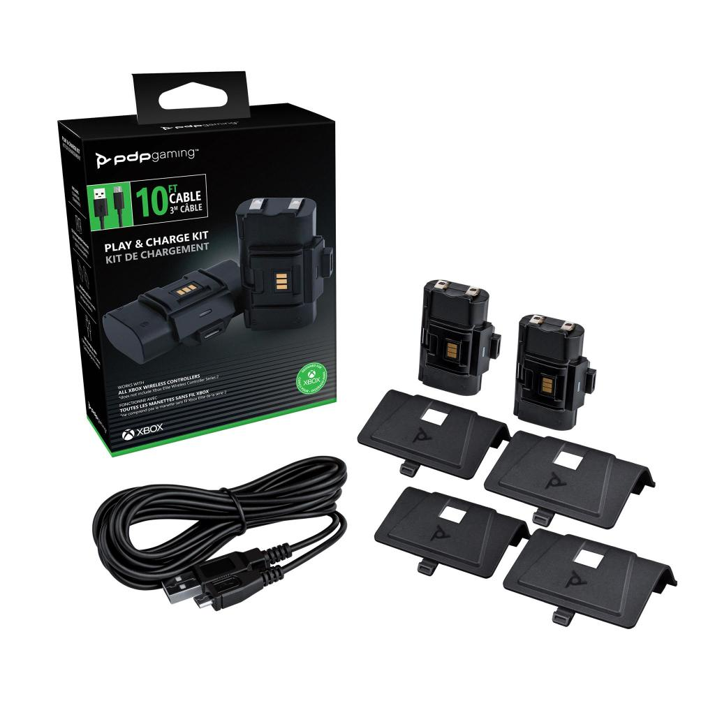 Official Play & Charge Kit Xbox One & Xbox Series X_1