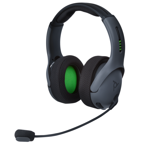Official Xbox One Wireless Headset LVL50 Grey