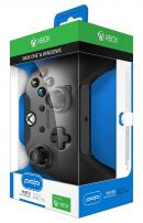 PDP - Wired Controller Official Xbox One Black