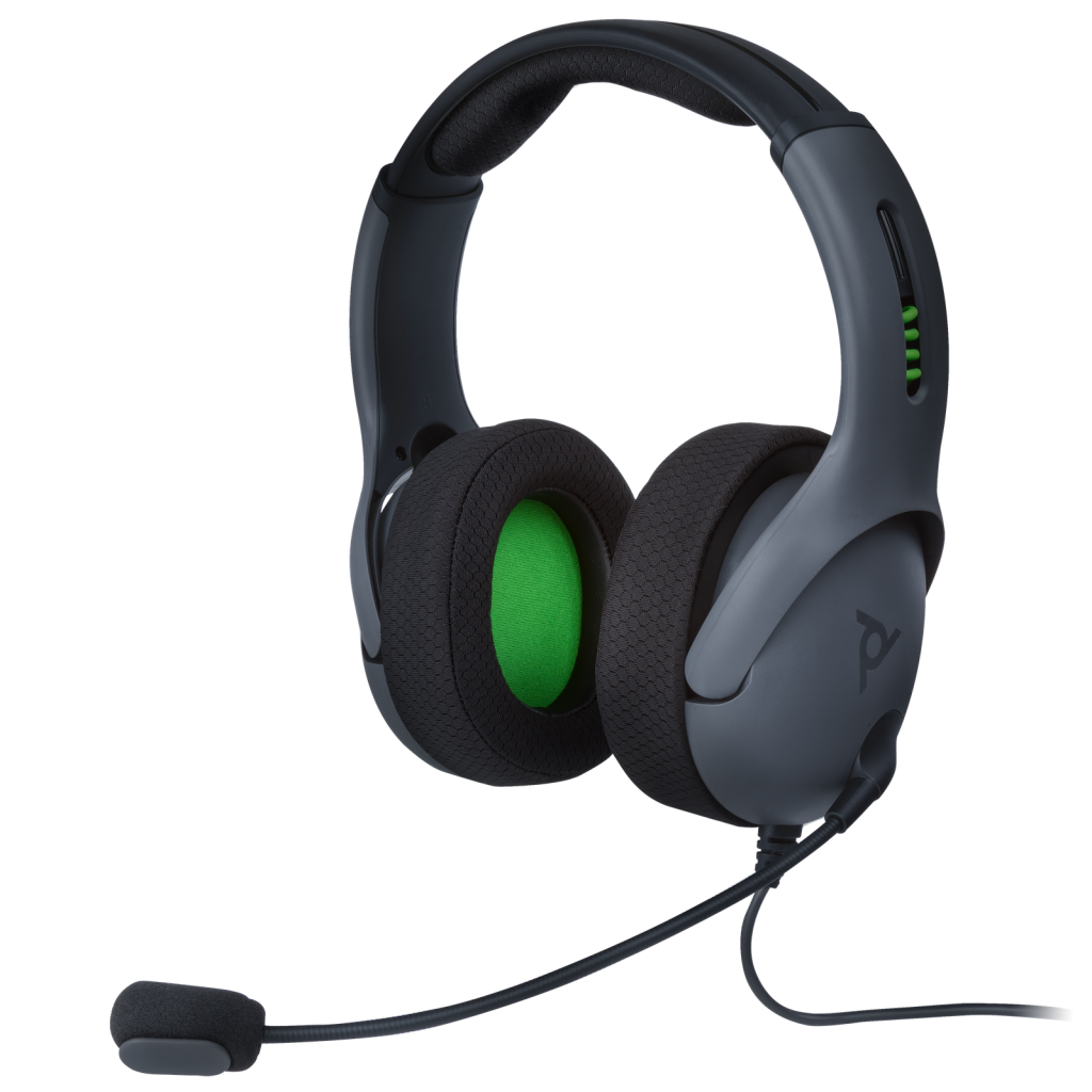 Official Xbox One Wired Headset LVL50 Grey_1
