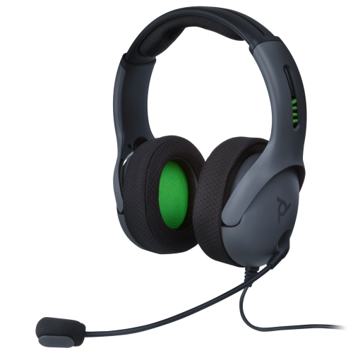 Official Xbox One Wired Headset LVL50 Grey