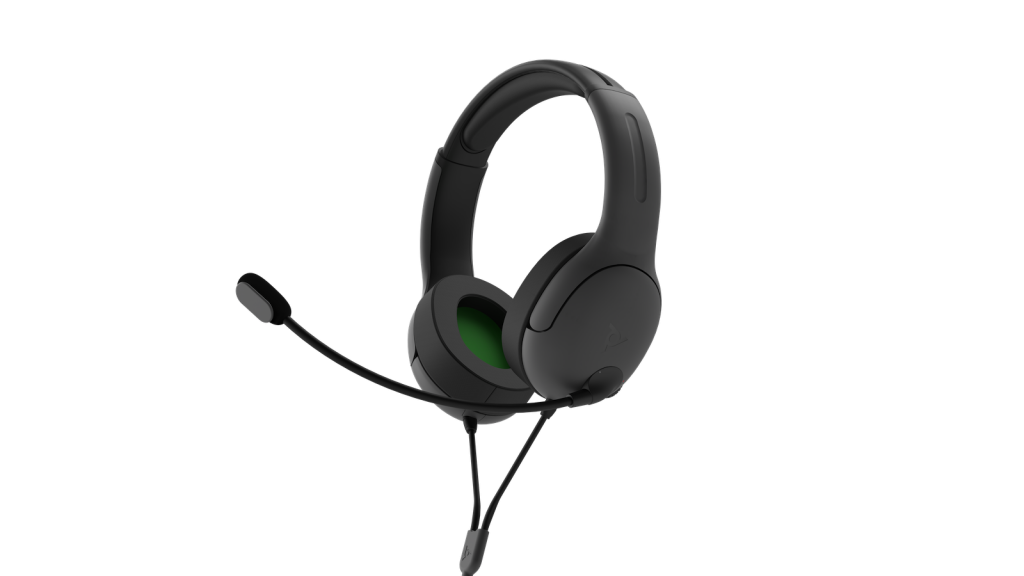Official Xbox One Wired Headset LVL40 Grey_1