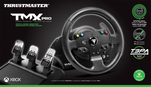 TMX  PRO Force Feedback Steering Wheel XBONE/PC (Thrustmaster)