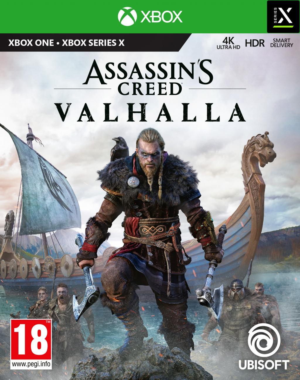 Assassin's Creed Valhalla XBONE & XBSX_1