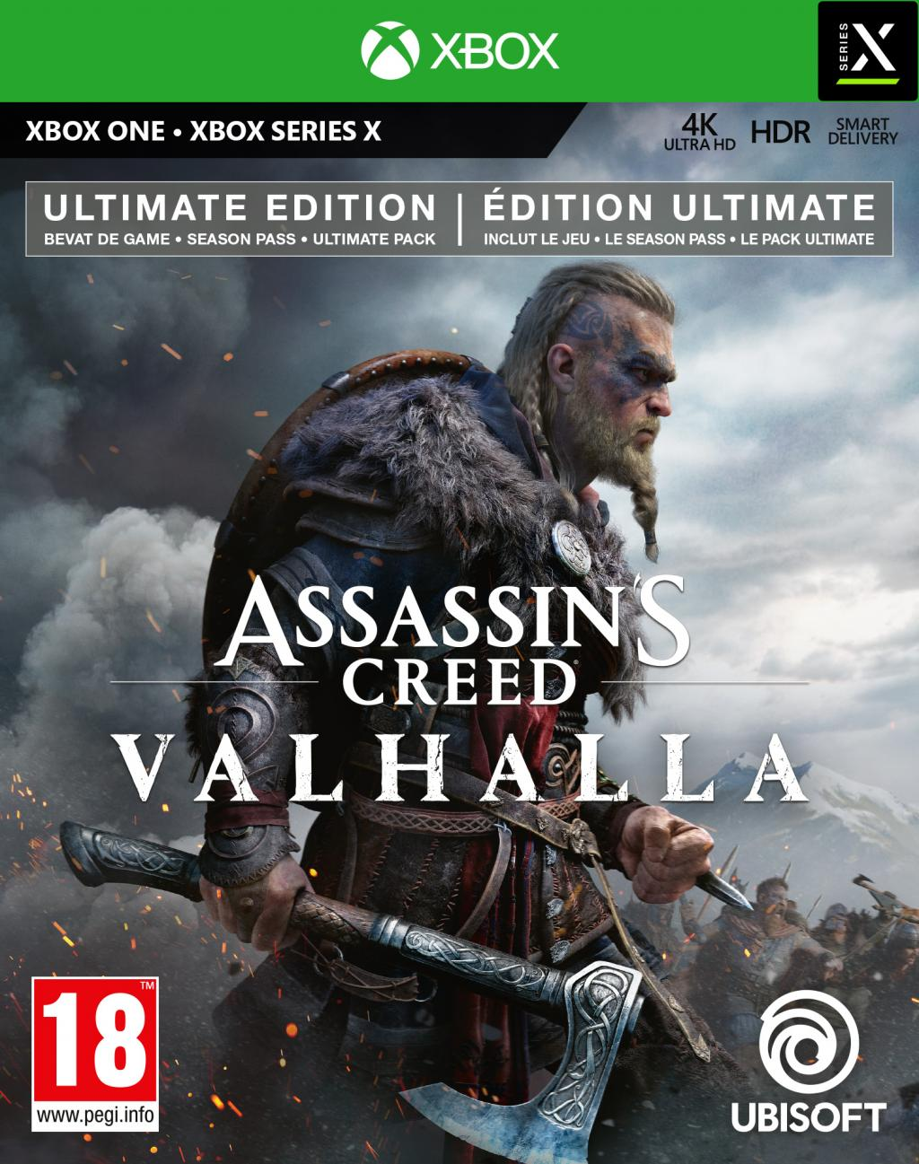 Assassin's Creed Valhalla Ultimate + Edition XBOX ONE / XBOX SERIES X_1