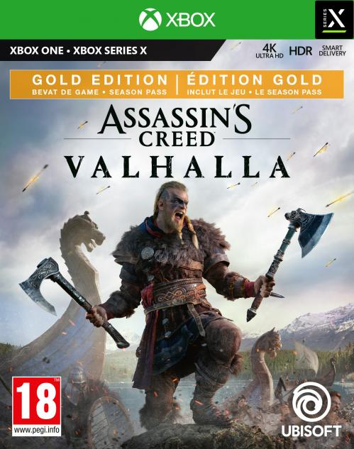 Assassin's Creed Valhalla Gold Edition XBOX ONE / XBOX SERIES X