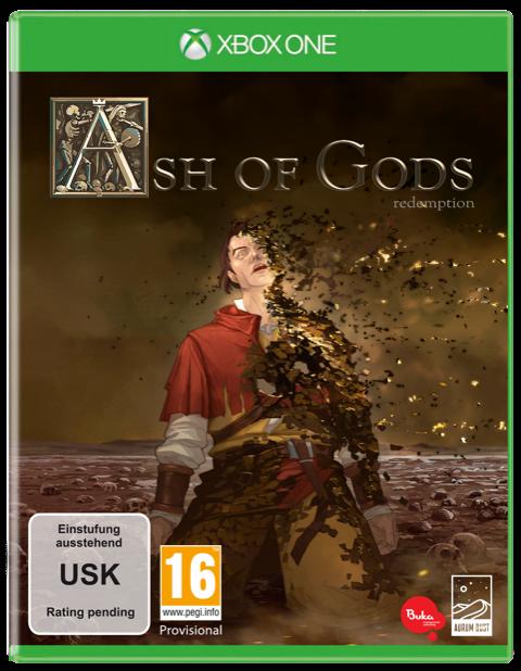 Ash of Gods - Redemption (FULL UK)