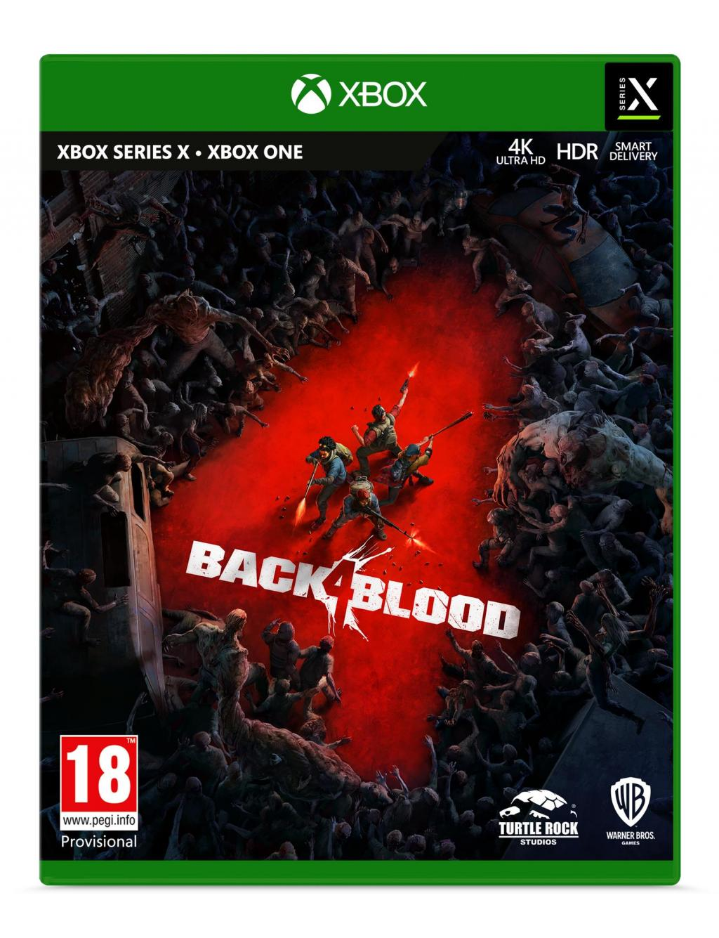 Back 4 Blood  - XBOX ONE & XBOX SERIES X_1