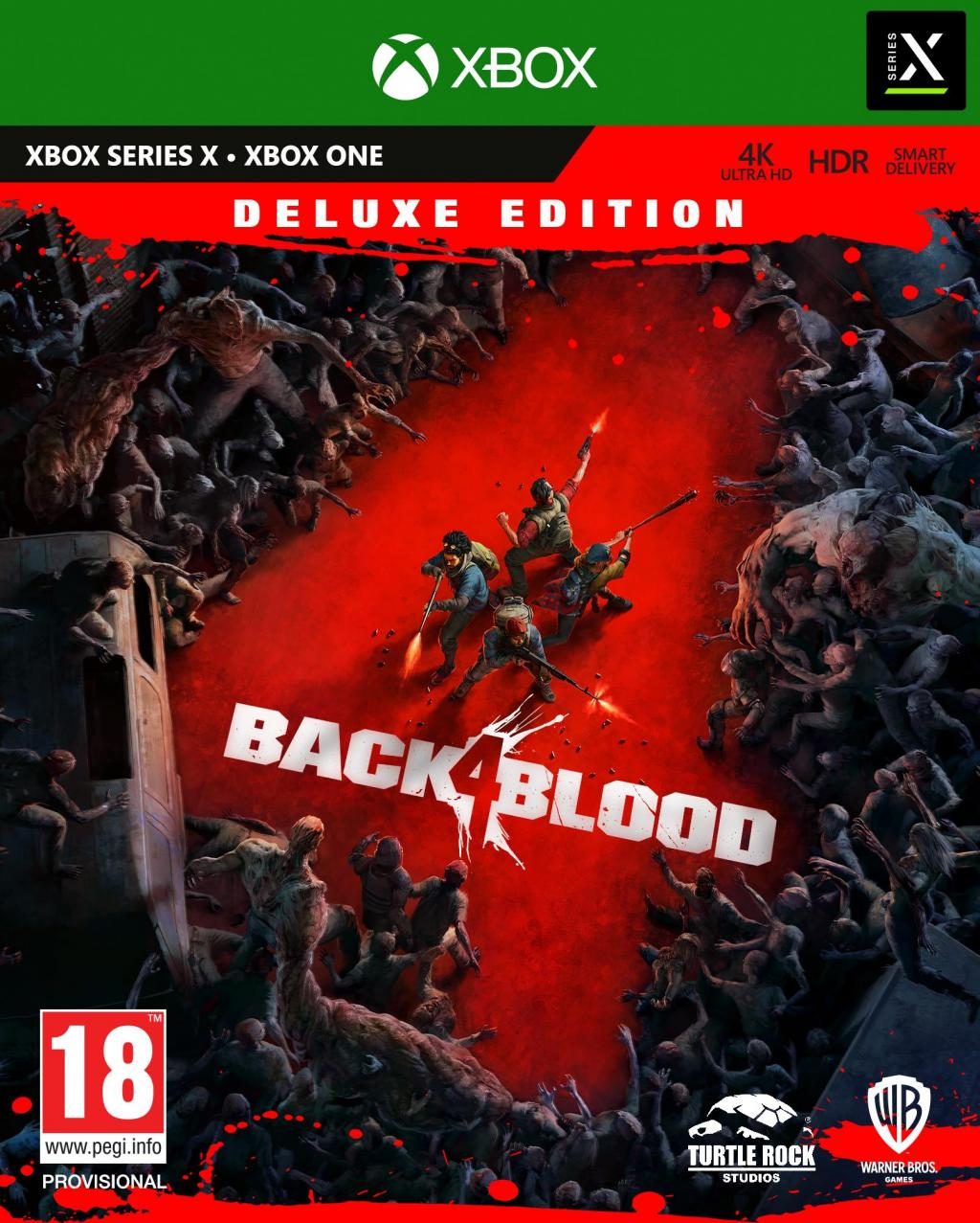 Back 4 Blood Deluxe Edition  - XBOX ONE & XBOX SERIES X_2
