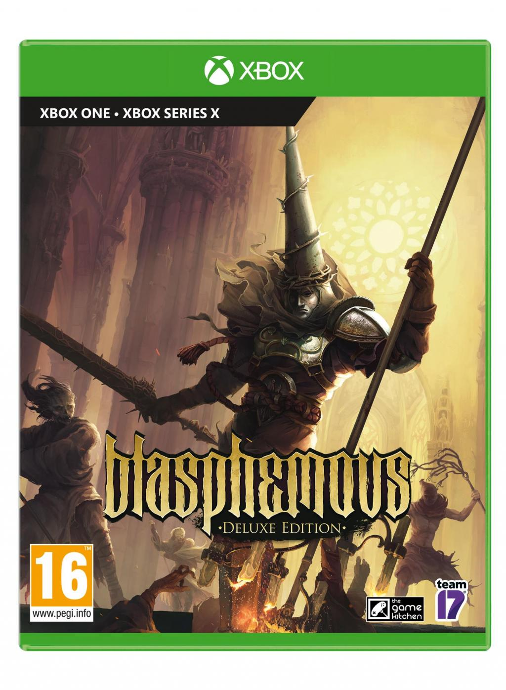 Blasphemous - Deluxe Edition - XBOX ONE / XBOX SX_1