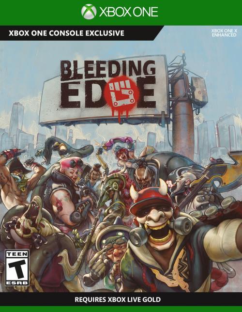 Bleeding Edge ( only Xbox One)