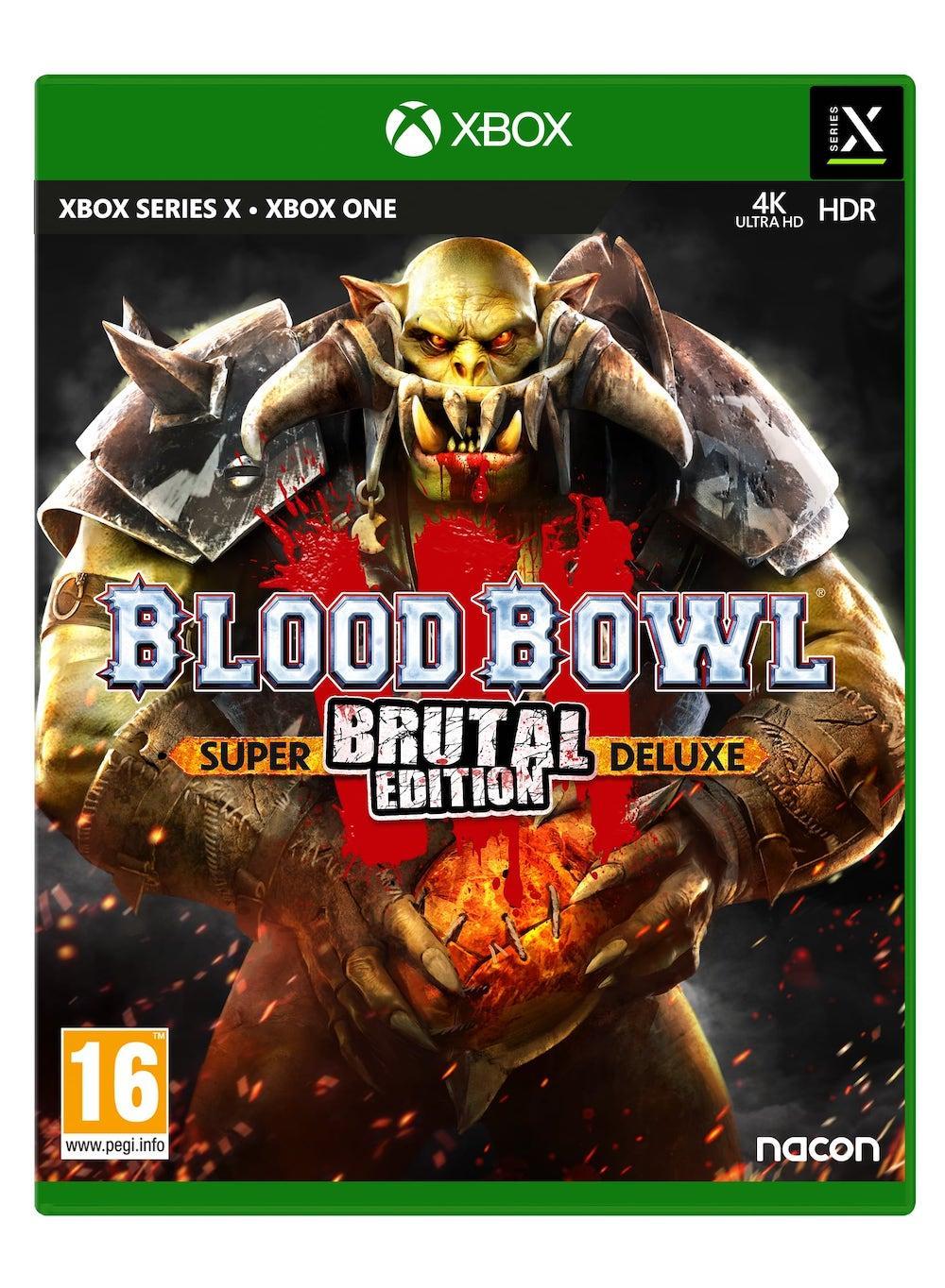 Blood Bowl 3 - XBOX ONE / XBOX SERIES X_1