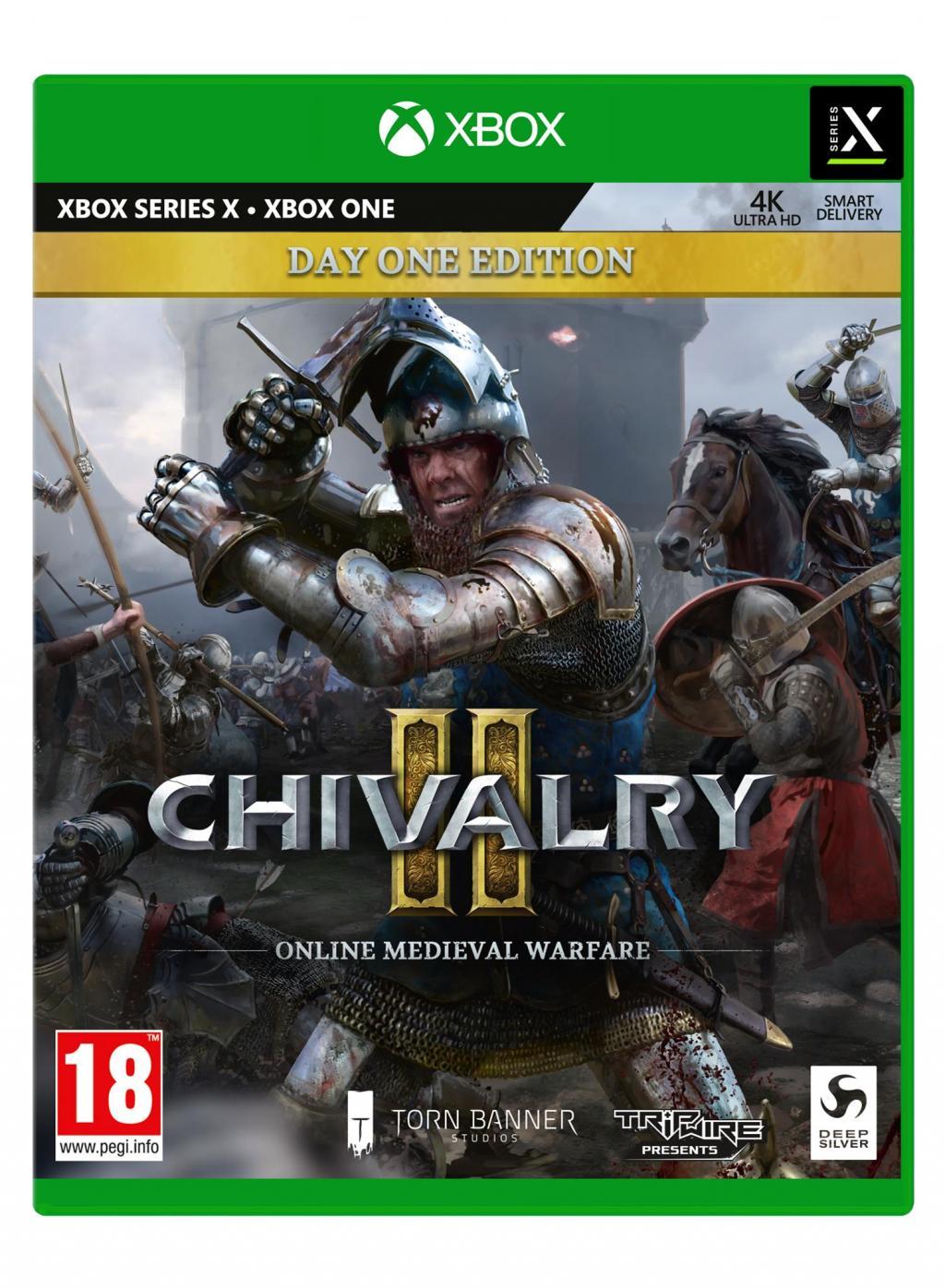 Chivalry II Day One Edition XBOX ONE / XBOX SX_1