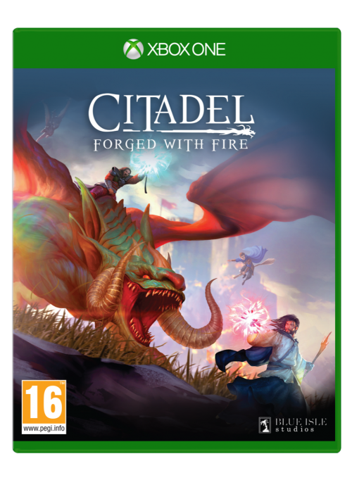Citadel - Forged with Fire (BOX UK)