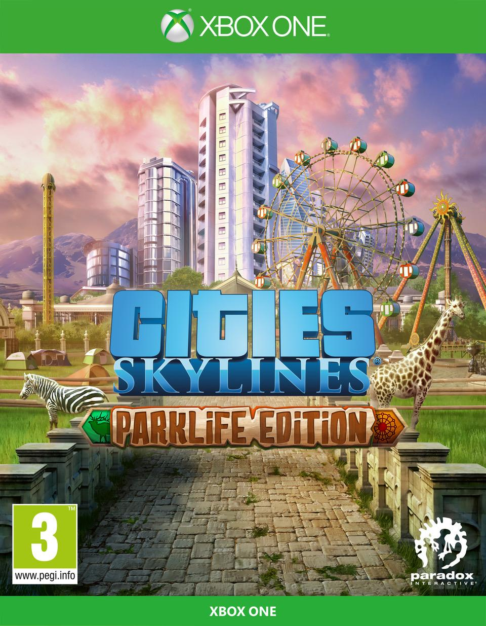 CITIES SKYLINES – PARKLIFE EDITION