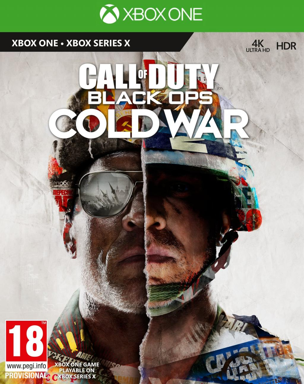 Call Of Duty Black Ops Cold War  XBOX ONE / XBOX SERIES X_1