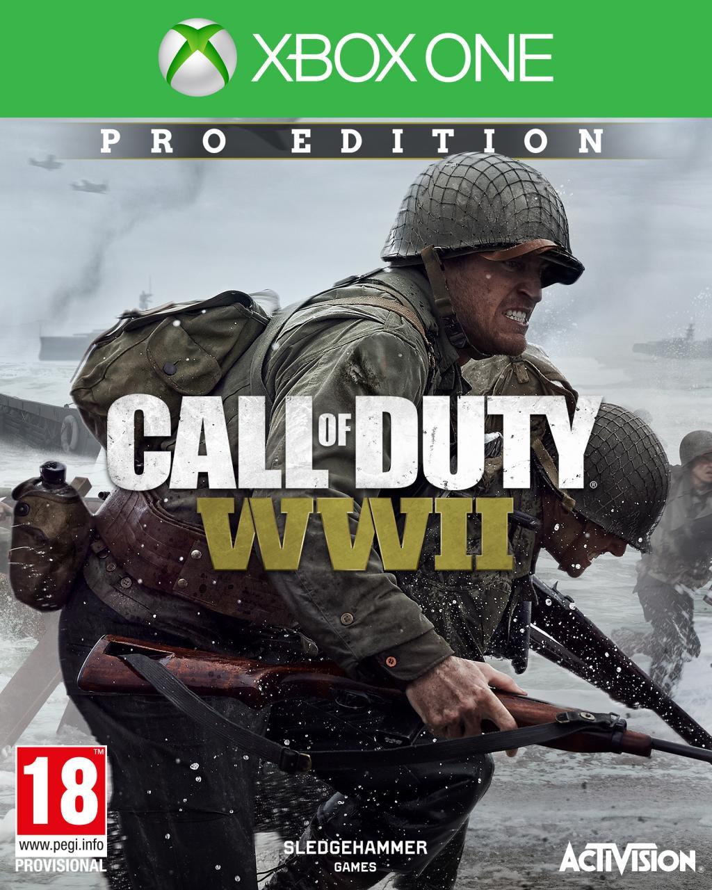 Call Of Duty World War II - PRO EDITION