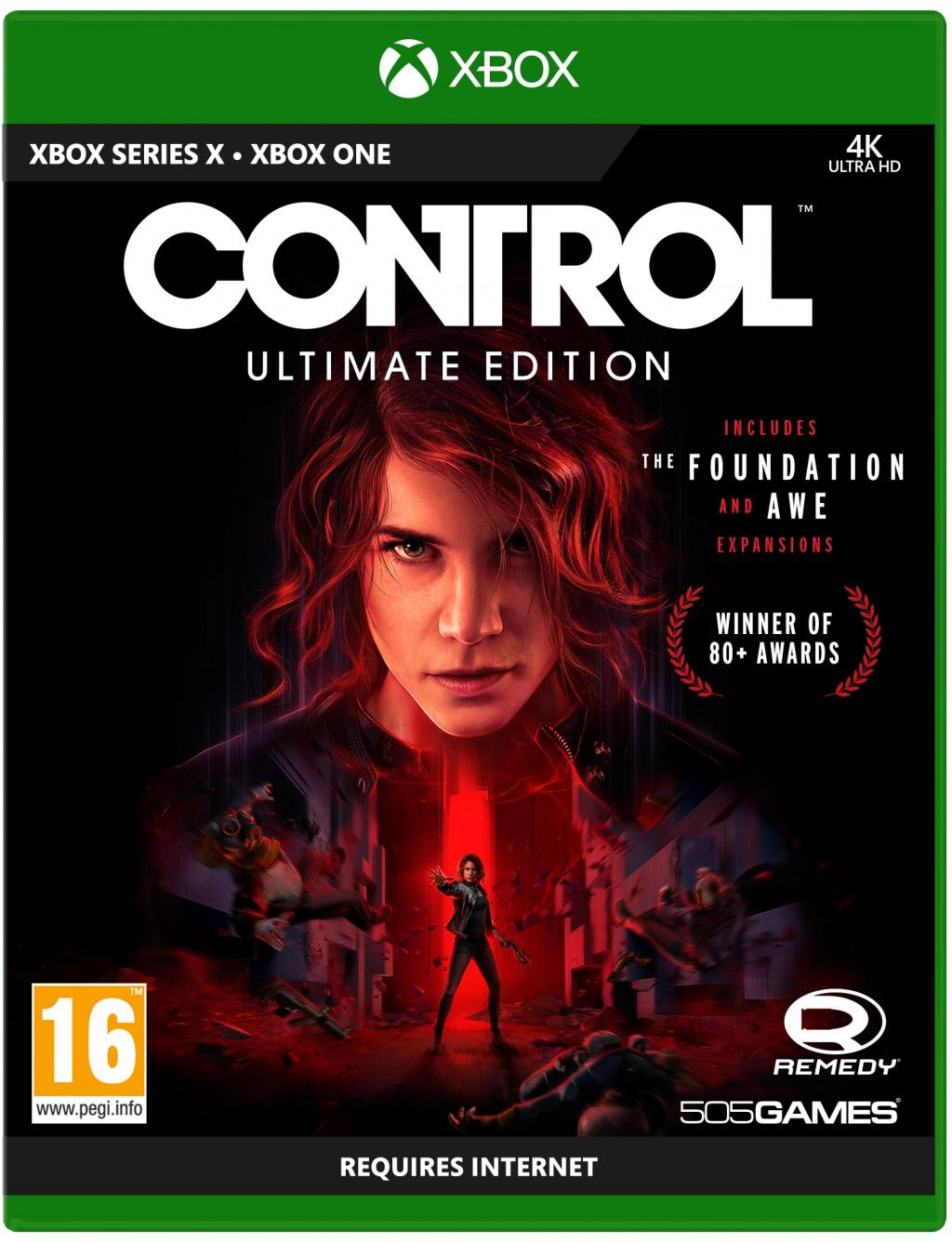 Control Ultimate Edition XBOX ONE - SERIES X_1
