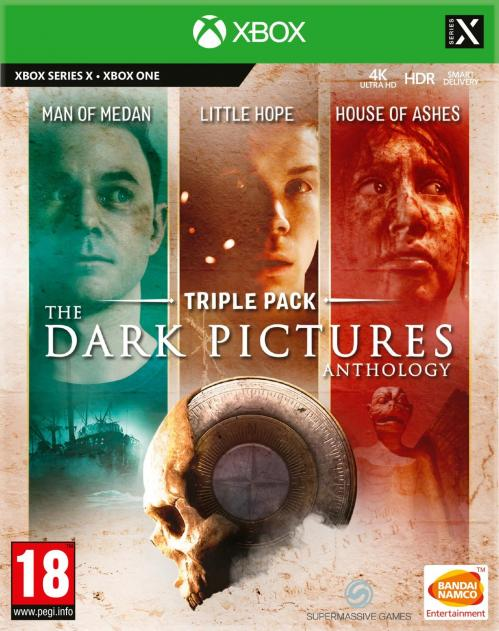 The Dark Pictures Anthology - Triple Pack - XBOX ONE & XBOX SX