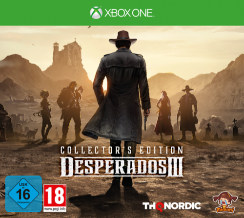 Desperados 3 Collectors Edition
