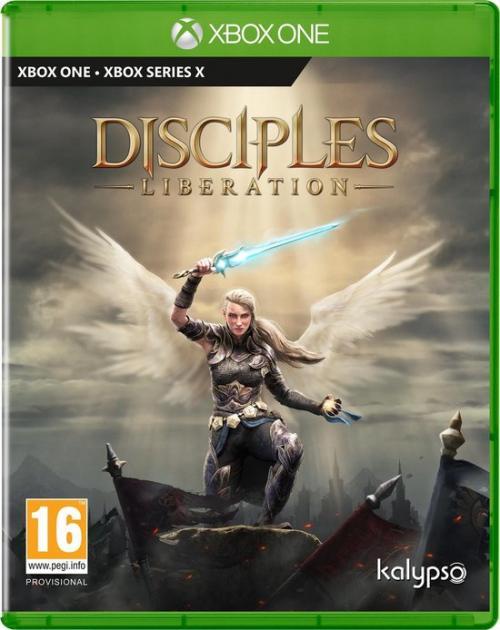 Disciples: Liberation - Deluxe Edition - XBOX ONE & XBOX SX (BOX UK)