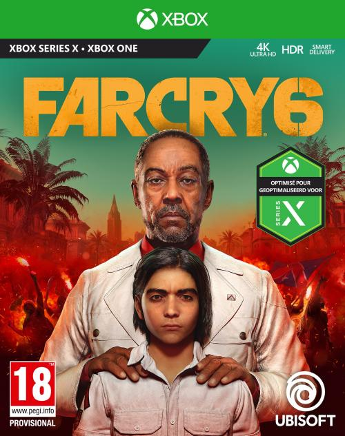 Far Cry 6  - XBOX ONE / XBOX SERIES X