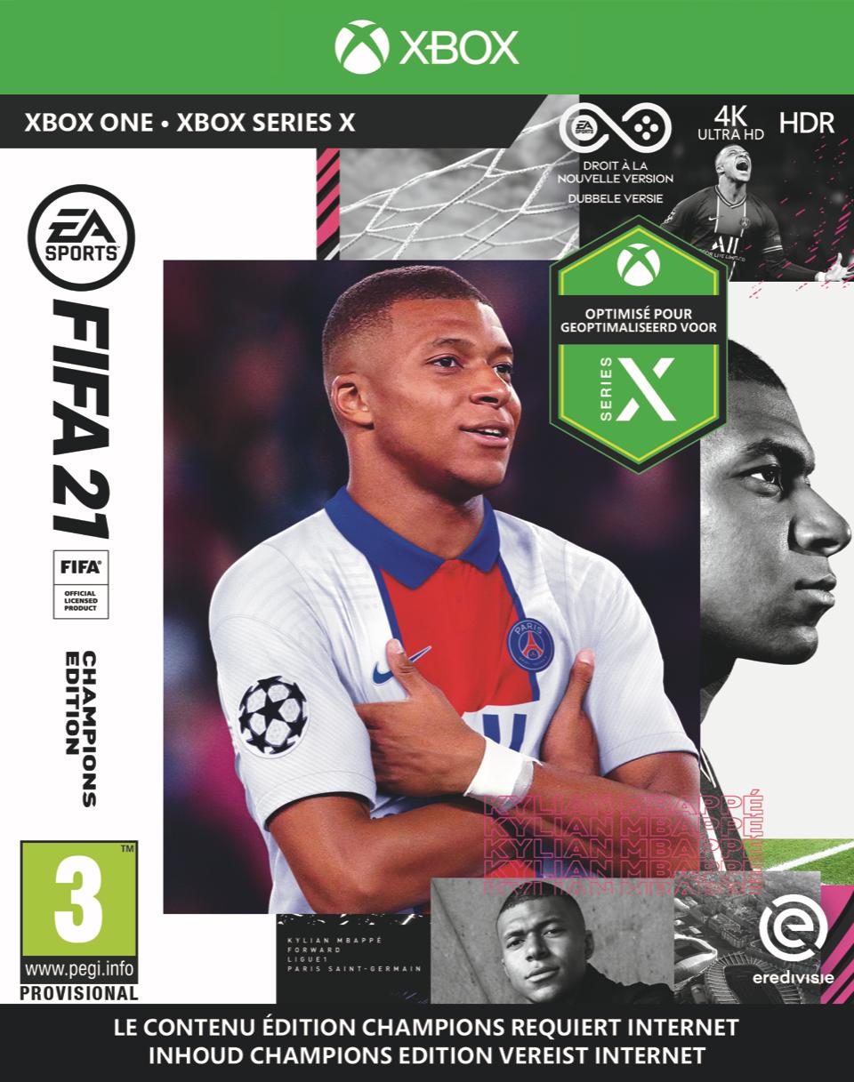 FIFA 21 Champion Edition - XBOX SERIES X OPTIMISED (upgrade free)_1