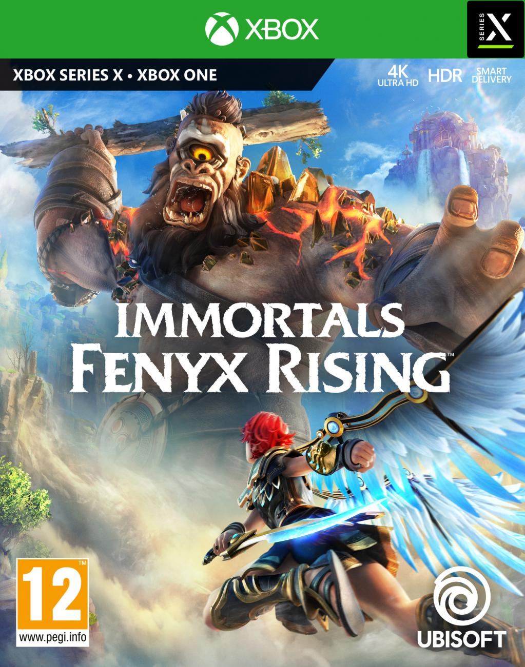 Immortals Fenyx Rising  - XBOX ONE / XBOX SERIES X_1