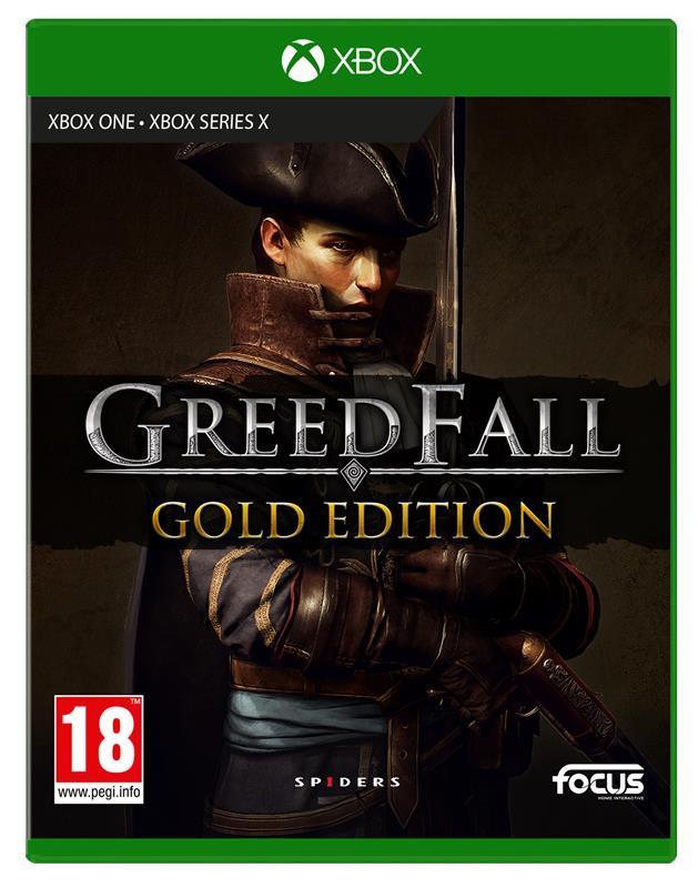 Greedfall Gold Edition (Box UK) XBOX ONE - XBOX SX_1