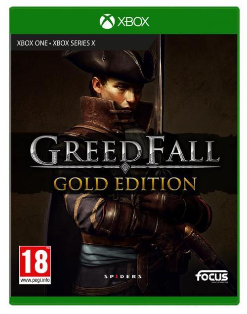 Greedfall Gold Edition (Box UK) XBOX ONE - XBOX SX