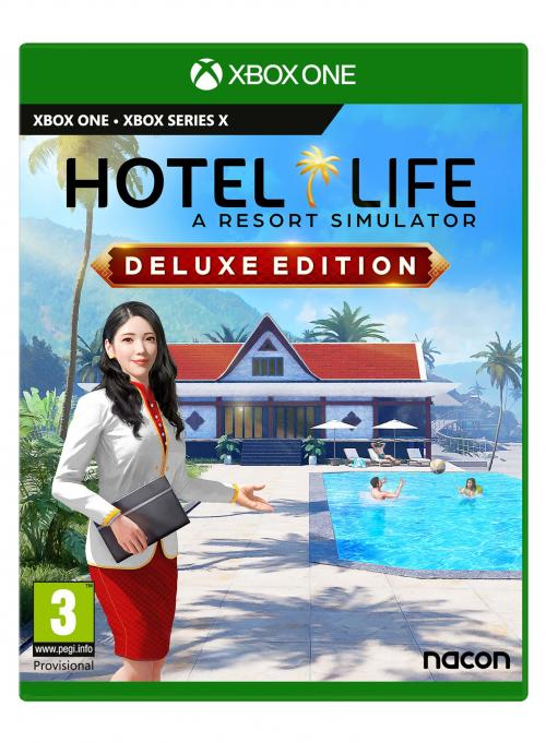 HOTEL LIFE -  XBOX SX & XBOX ONE
